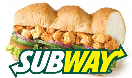 Sandwich-subway